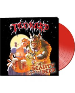 TANKARD - The Beauty and the Beer - LP - Red