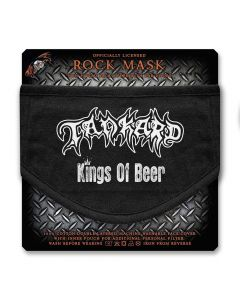 TANKARD - Kings of Beer - Maske - Mund - Nasenschutz / Face Mask