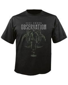 MAM - Under Observation - 2021 - T-Shirt