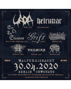 DE MORTEM ET DIABOLUM - Walpurgisnacht 2022 - E-Ticket