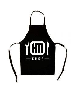 HELDMASCHINE - Chefkoch - Kochschürze / Cook Apron