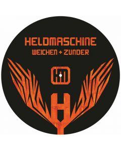 HELDMASCHINE - Weichen + Zunder - 10th Anniversary - LP - Picture