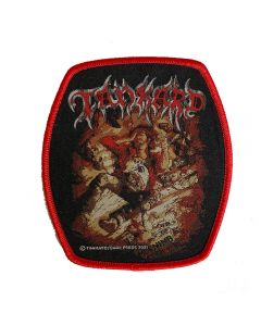 TANKARD - The Morning After - Patch / Aufnäher
