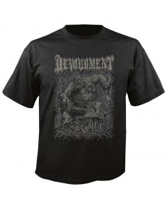 DEVOURMENT - Crush with Barbarity - T-Shirt