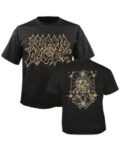 MORBID ANGEL - Illud Divinum Insanus - Gold - T-Shirt