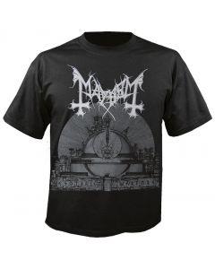 MAYHEM - Esoteric Warfare - T-Shirt