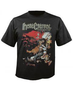 HATE ETERNAL - Infernus - T-Shirt