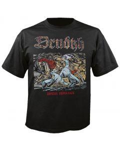 DRUDKH - A Furrow Cut Short - T-Shirt