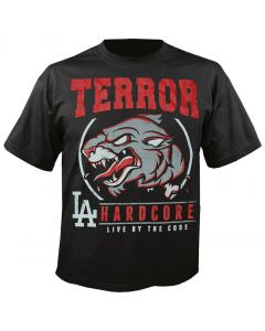 TERROR - Hardcore Panther - T-Shirt