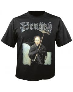 DRUDKH - Only the Wind Remembers my Name - T-Shirt