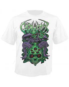 CARNIFEX - Mushrooms - T-Shirt