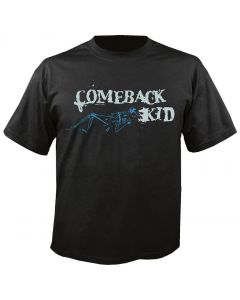 COMEBACK KID - Wake the Dead - T-Shirt