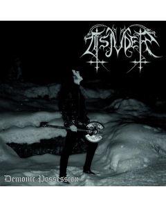 TSJUDER - Demonic Possession - LP (Transparent Red)