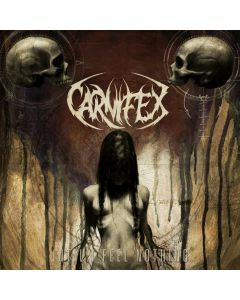 CARNIFEX - Until I feel nothing - LP (Transparent Red)