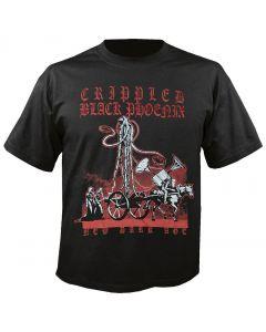 CRIPPLED BLACK PHOENIX - New Dark Age - T-Shirt