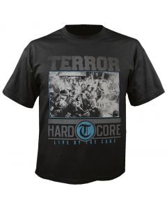 TERROR - Hardcore - Black - T-Shirt