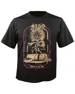 TSJUDER - Throne of the Goat - T-Shirt