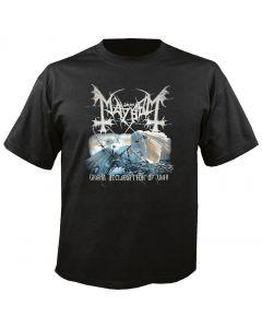 MAYHEM - Grand Declaration of War - T-Shirt