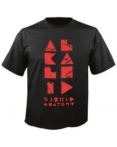 ALKALOID - Liquid Anatomy - T-Shirt