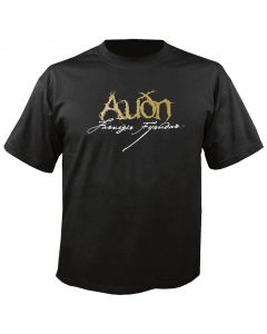 AUDN - Farvegir Fyrndar - Logo - T-Shirt