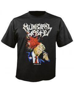 MUNICIPAL WASTE - Walls of Death - T-Shirt