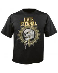 HATE ETERNAL - Sword & Shield - T-Shirt