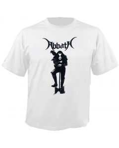 ABBATH - Guardian - White - T-Shirt
