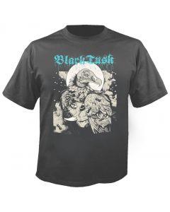 BLACK TUSK - Vulture Eyes - T-Shirt
