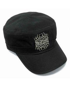 HEILUNG - Logo - Black - Army Cap