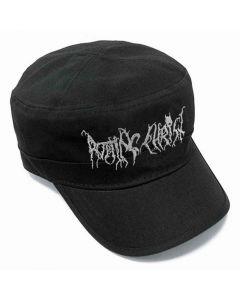 ROTTING CHRIST - Logo - Black - Army Cap