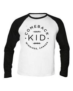 COMEBACK KID - Stamp - Baseball - Langarm - Shirt / Longsleeve