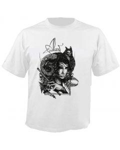 ALCEST - Faun - White - T-Shirt