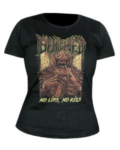 BENIGHTED - No Lips No Kiss - GIRLIE - Shirt