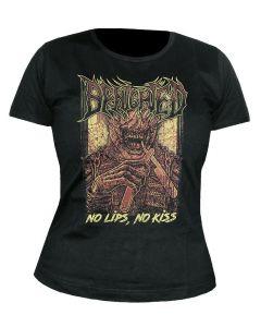 BENIGHTED - No Lips No Kiss - GIRLIE - Shirt