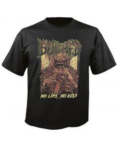 BENIGHTED - No Lips No Kiss - T-Shirt