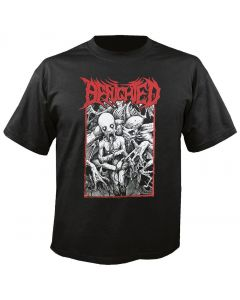 BENIGHTED - Obscene Repressed - T-Shirt