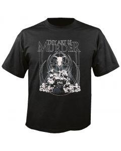 THY ART IS MURDER - Death Pile - T-Shirt