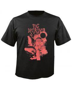PIG DESTROYER - Hands - T-Shirt