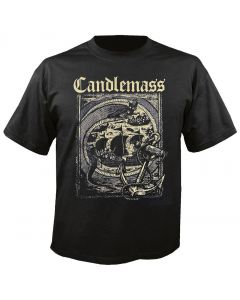 CANDLEMASS - The Great Octopus - T-Shirt