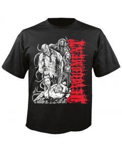 DEVOURMENT - Dead Body - T-Shirt