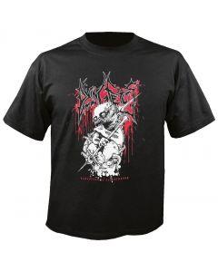 DYING FETUS - Parasites - T-Shirt