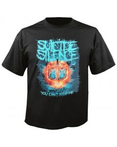 SUICIDE SILENCE - You Can´t Stop Me - T-Shirt