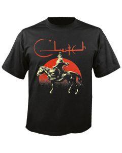 CLUTCH - Horserider - T-Shirt