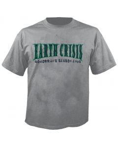 EARTH CRISIS - Gomorrahs Season Ends - T-Shirt