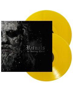 ROTTING CHRIST - Rituals - 2LP - Transperant Yellow
