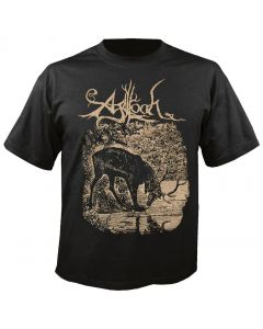 AGALLOCH - Of Stone , Wind & Pillor - T-Shirt