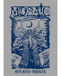 MOSAIC - Old Man's Wyntar - CD - A5 Book