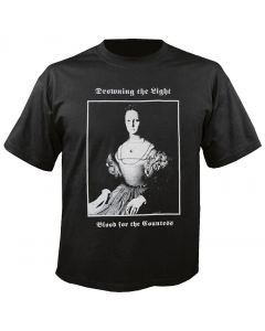 DROWNING THE LIGHT - Blood for the Countess - T-Shirt