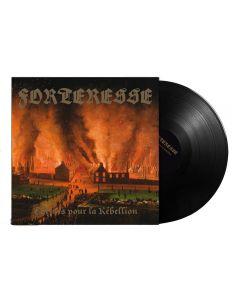 FORTERESSE - Thèmes pour la Rébellion - LP - Black