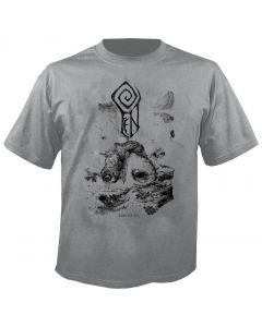 FEN - Stone and Sea - Lightgrey - T-Shirt
